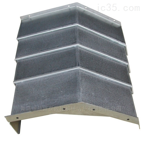 数控龙门铣床导轨加工中心导轨钢板保护罩