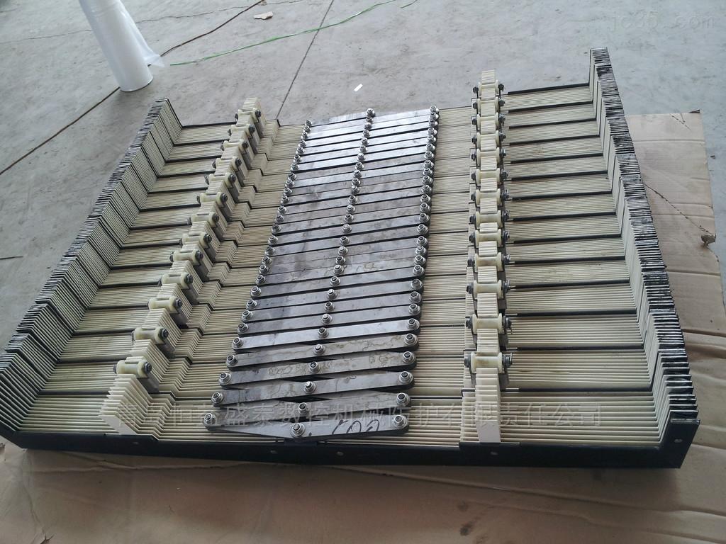 阜宁嘉泰JT-M850加工中心钢板防护罩