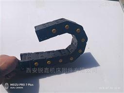 陕西加强消音型塑料拖链