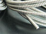 抗拉耐高温精密机械护线用304不锈钢蛇皮管