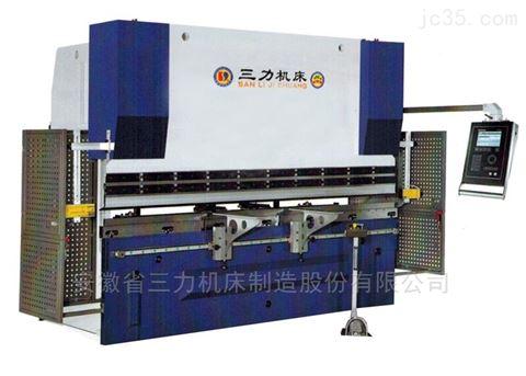 大盛牌WC67K-200/4000液压双缸数控折弯机