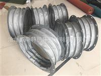 沧州威斯特厂家供应 干复机械耐高温软连接