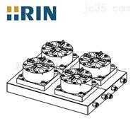 天潤D100 4頭CNC自動快速卡盤