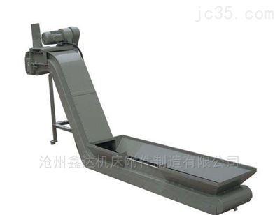 订制机床刮板式排屑机