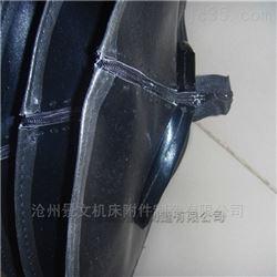 耐酸碱拉链式油缸伸缩防尘罩现货供应