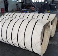 内蒙古水泥散装机耐磨伸缩帆布袋