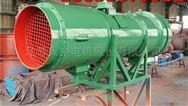 矿用湿式除尘风机