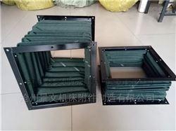 印刷机械设备方形高温软连接生产商