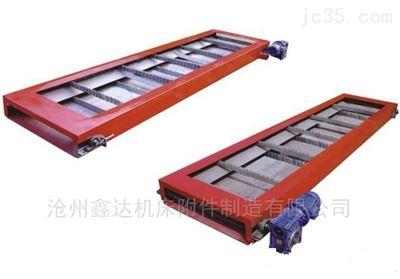 定制生产定制中国青岛刮板式排屑机