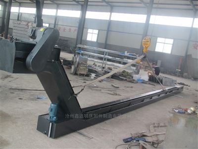 定制生产浙江集中排屑机、排屑器厂家