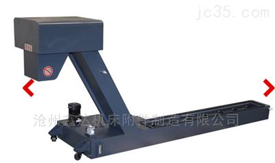 排屑機濟南鏈板排屑器的價格: