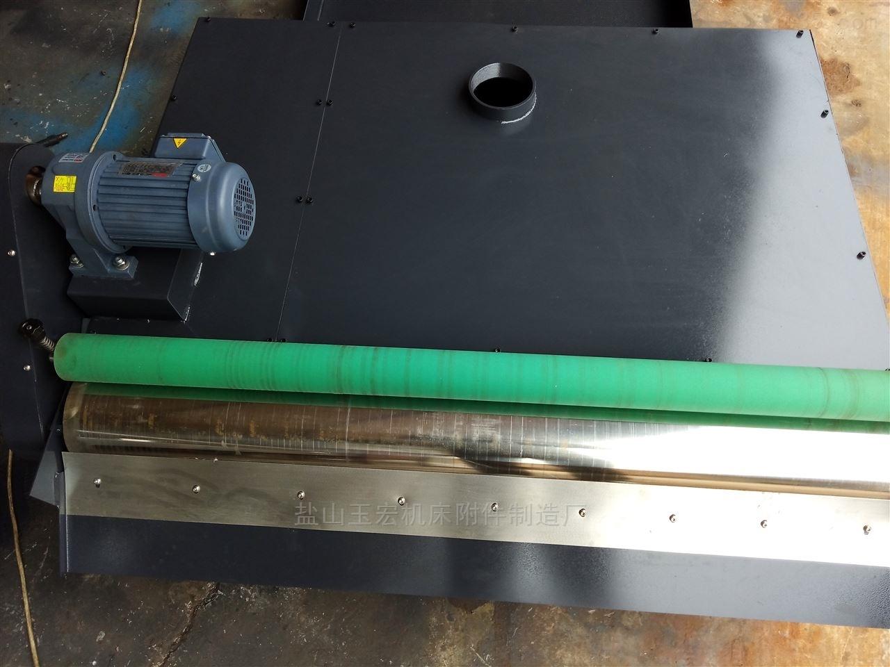 定做非标胶辊磁性分离器厂家