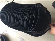 定做数控机床外耐高温丝杠防护罩