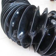 防腐蚀拉链式丝杠防护罩