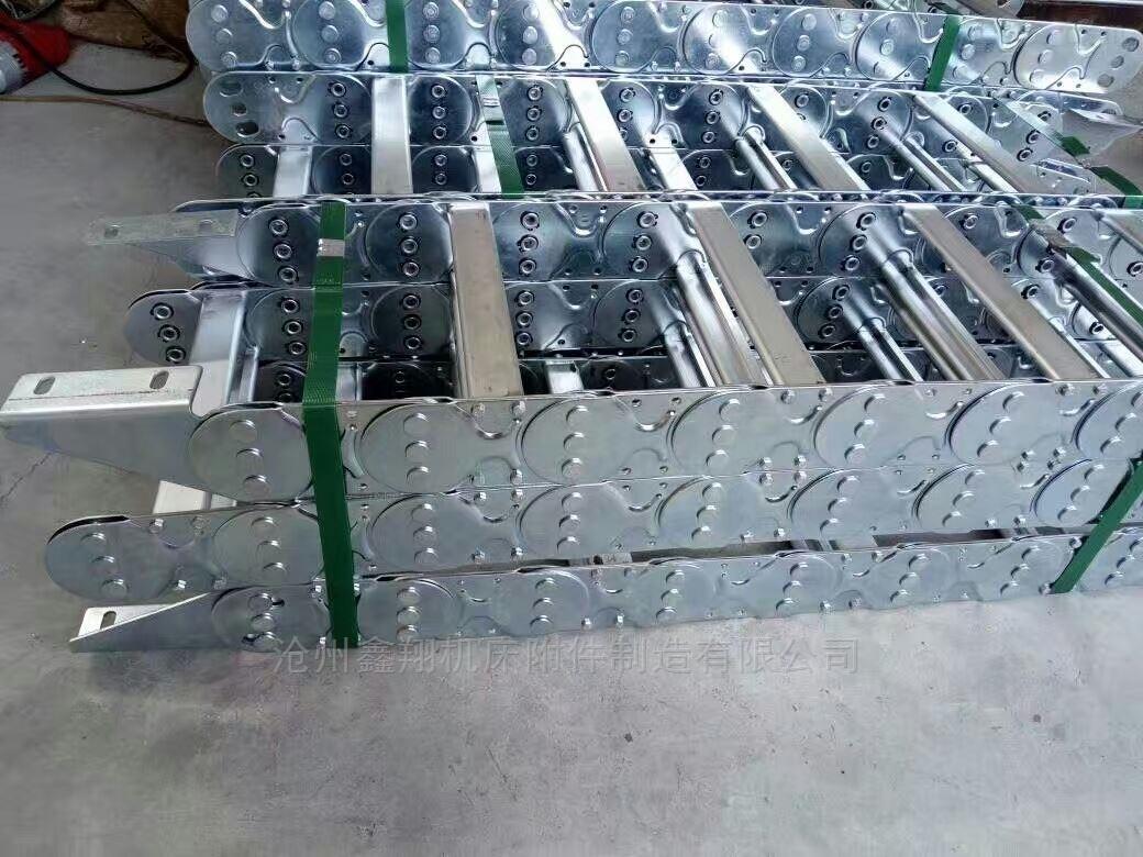 桥式钢铝拖链厂家