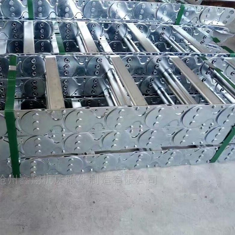 數控機床全封閉鋼鋁拖鏈