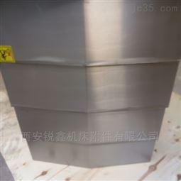 供应西安导轨不锈钢板防护罩