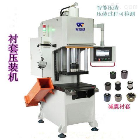 BSW07电机数控装配油压机