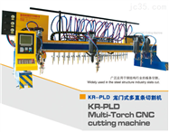 KR-PLD龙门式多直条切割机