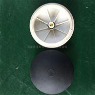 污水处理曝气设备微孔橡胶曝气管