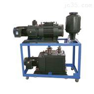 普诺克空调专用真空泵机组