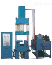YJH05C-100D高性能磁性材料液压机