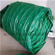 自定耐温粉尘颗粒帆布伸缩软连接厂家定做