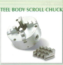 4DACT系列可调式普通型四爪钢壳夹头