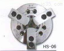 HC系列三爪中实油压夹头