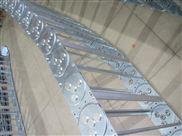 桥式工程钢铝拖链