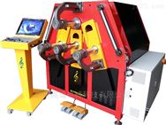 G-CNC-D25T数控型材滚弯机