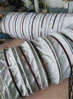 定制吊环式负压抽风伸缩布袋