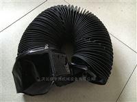 供应南宁拉链式伸缩防护罩 油缸防尘套