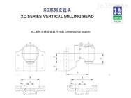 XC系列立銑頭