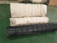 陕西水泥厂伸缩帆布散装耐酸碱布袋