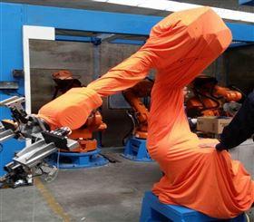 规格齐全机器人防护服