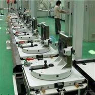 电焊机生产线