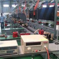 柴油机生产线