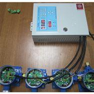 南京工业天然气探头 多路主机气体报警器