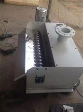 水处理专用梳齿型磁性分离器