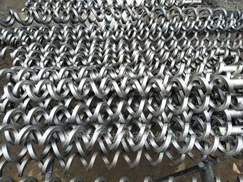 河北耐用牢靠碳钢排屑螺旋厂家