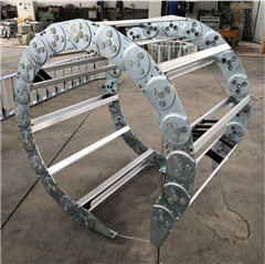 TL钢制拖链价格
