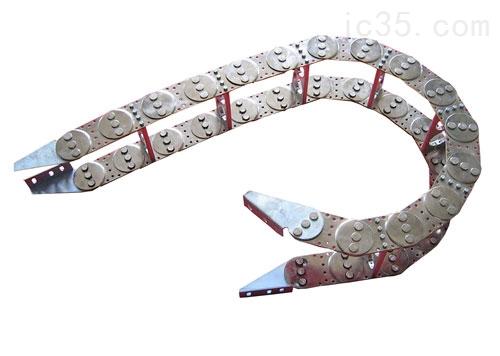 起重机械钢铝拖链