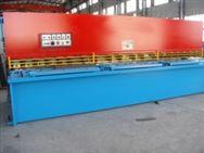 6×4000液压摆式剪板机