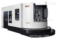 HMC500P高精密高剛性雙工作臺模具加工臥式加工中心