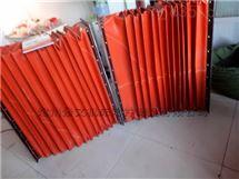 耐温300度硅胶布通风口软连接厂家报价