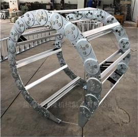 型号齐全钢制拖链厂家