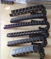 沧一金属加工机承重型塑料拖链