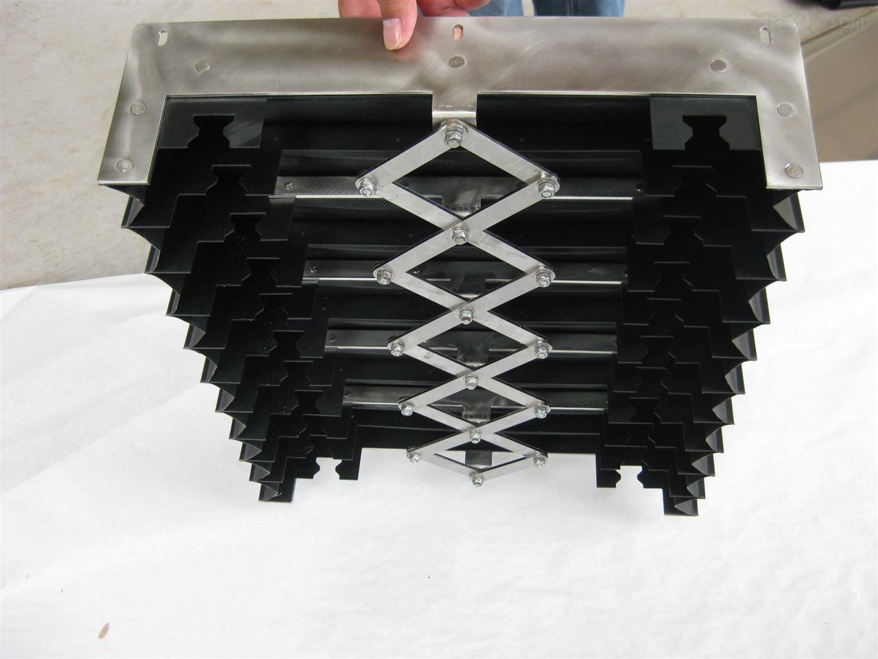 铝合金伸缩片盔甲防护罩
