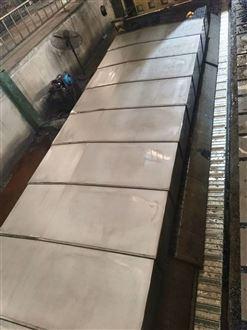 生产钢板式机床防护罩